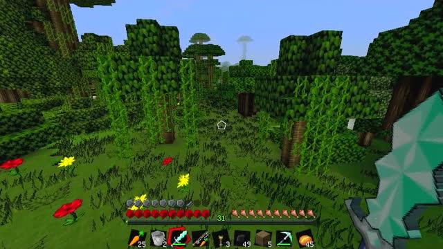 西瓜我的世界侏罗纪公园ep7