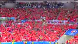 C罗领衔狂欢里昂大球场 葡萄牙全队忘情庆祝进决赛