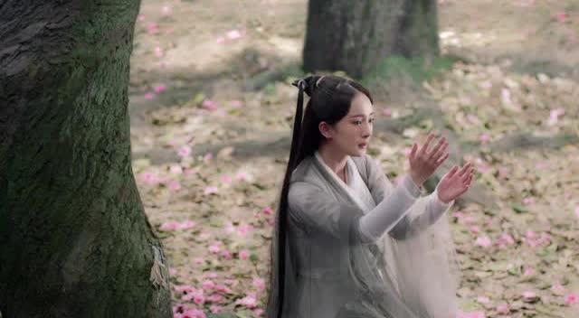 《三生三世十里桃花》主人公人物曲《思慕》,好唯美