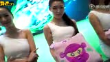 2015ChinaJoy:美女COSER 黑丝女仆装