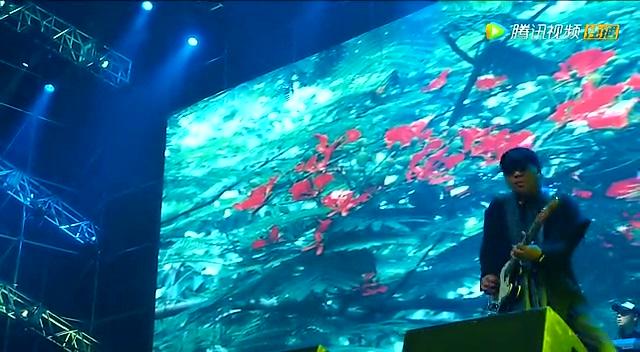 崔健再唱《花房姑娘》 数十万歌迷集体怀旧截图