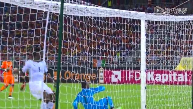 【集锦】门将1脚定乾坤!科特迪瓦点球9-8捧非洲杯截图