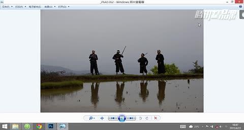 【摄影教程】贵州人文中国风合成思路