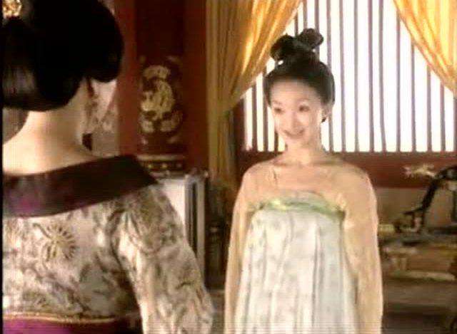 年幼无知的太平公主当着皇后和大臣的面说出了父亲和表姐的私情