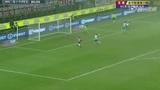 进球视频:帕齐尼精妙传球 小法老推射锁胜局