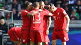 柏林赫塔0-2拜仁  比达尔破门科斯塔建功