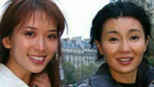 林志玲惊现割双眼皮疤痕 女神电眼居然不是纯天然!
