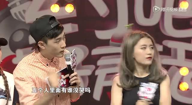 陈梓童叫板那英RAP:我唱得比她好 自嘲没有胸截图