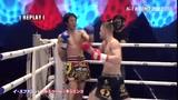 K1经典瞬间2012 SU HWAN LEE VS ARTUR KYSHENKO