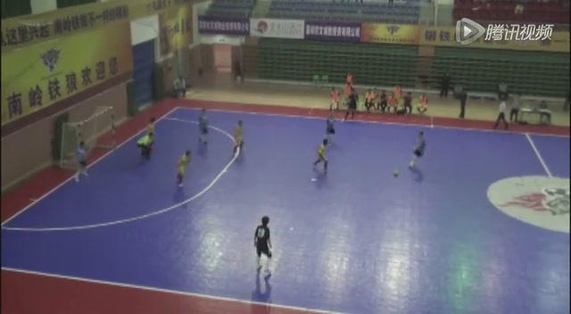 视频:五甲联赛第21轮-深圳5-4大连进球集锦