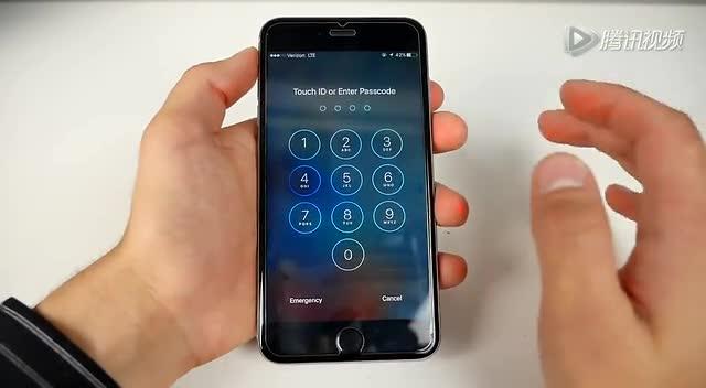 iOS 9曝锁屏漏洞!无需密码也能查看照片和联系人截图