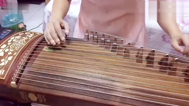 青衣谣古筝谱