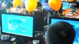2014 QQ飞车全民争霸赛高密第二周赛竞速视频