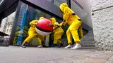 点击率超5000万,瑞士真人版Pokemon捕捉人类!