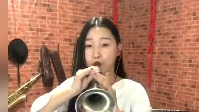 民间小调冯小燕唢呐