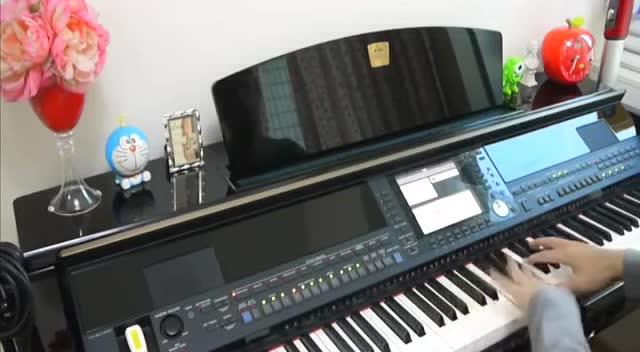 青春颂许廷铿钢琴简谱