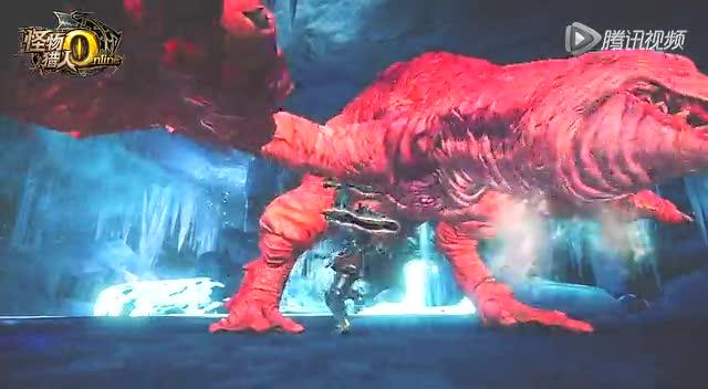《怪物猎人OL》双刀觉醒 5月21日正式解禁截图