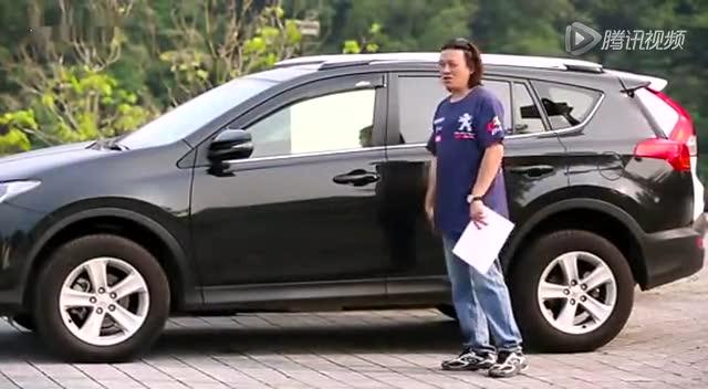 SUV集评 丰田RAV4 日产奇骏 本田CRV截图