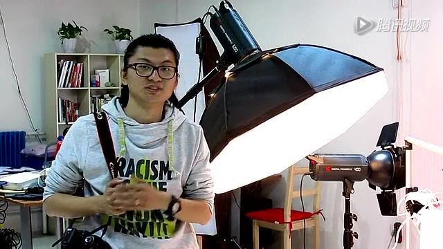 商业摄影技巧与布光