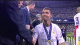 全场回放:欧冠决赛 皇家马德里vs马德里竞技 颁奖仪式