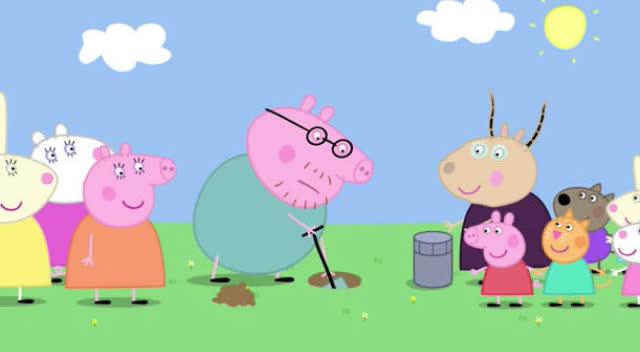 小猪佩奇玩具故事 小猪佩奇和朋友们被坏蛋抓起来关进