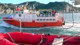 做直升机开北欧,格陵兰岛