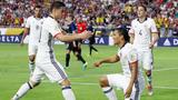 哥伦比亚1-0美国获季军 巴卡破门双方冲突各染红