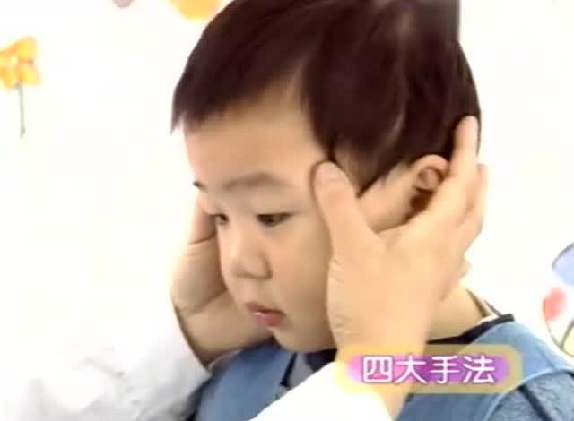 小儿推拿 感冒咳嗽的手法及穴位和注意事项