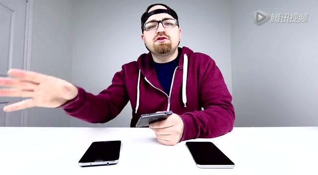 不只iPhone 6 三星Note 4也弯了截图