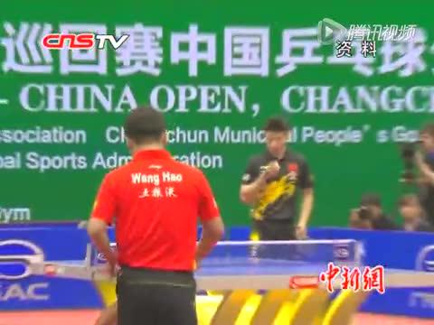 王皓:只要有人愿意打乒乓球 它就有生命力截图