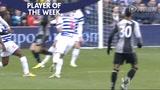 视频:英超第22轮最佳球员 塞萨尔拯救女王