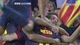 进球视频:梅西任意球破门 圆月弯刀惊艳全场
