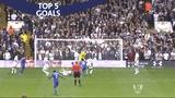 视频:英超第8轮五佳球 切尔西铁卫献世界波