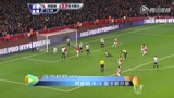 进球视频:吉布斯传中 沃尔科特转身抽射破门