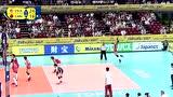 【全场回放】2017女排大冠军杯:中国3-1美国