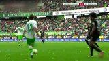 狼堡0-2奥格斯堡六轮不胜 奥格斯堡保级有望
