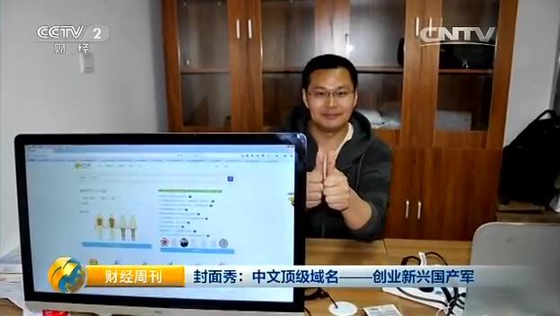 创业新兴国产军:中文顶级域名截图