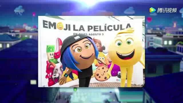《<表情奇幻冒险>Emoji Day全球联欢破吉尼斯纪录》