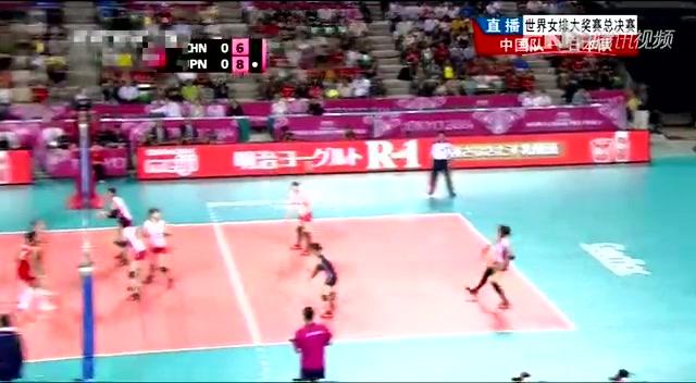 世界女排大奖赛总决赛 中国队遗憾落败截图