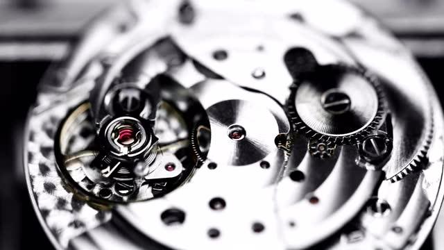 bal手表制作过程