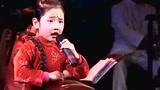 【选段】这个小女孩太可爱了 唱豫剧《红灯记》不输名家!