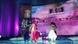 柳岩首穿戏服现场秀《画壁》舞蹈