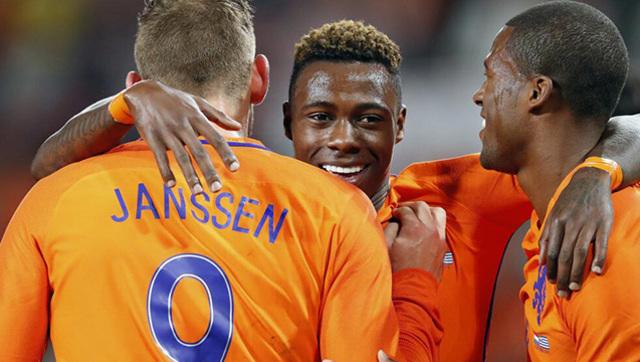 【集锦】荷兰1-2希腊遇5战首败 利物浦铁腰建功