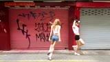 两个美女seve舞蹈视频