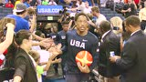 All-Access:  US Olympic Men's Team vs. China @ Ora