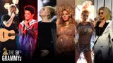 高清全场:第59届格莱美颁奖典礼 阿黛尔5提5中成最大赢家