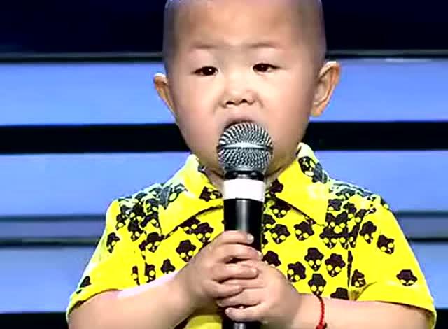 童声搭配可爱的表情