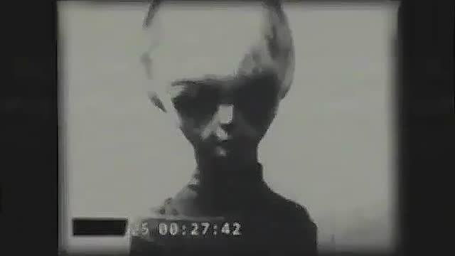 美国中情局残杀在ufo逃生的外星人