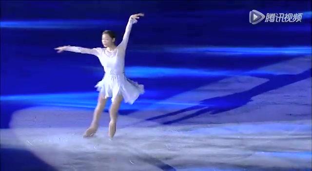 金妍儿献唱《冰雪奇缘》主题歌 美妙嗓音获赞截图