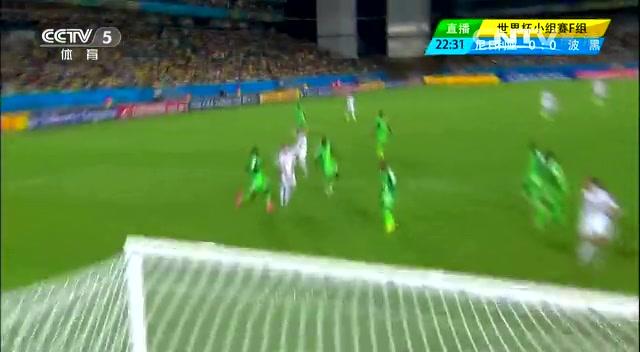 全场集锦:尼日利亚1-0波黑 波黑提前出局截图